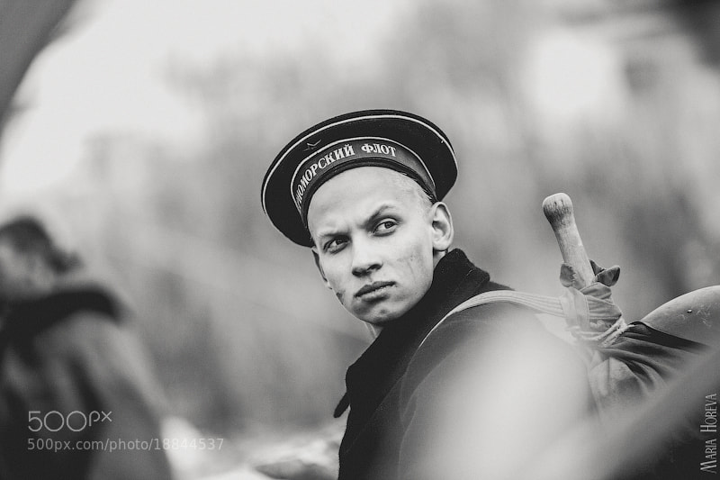 Photograph Soviet mariner by Maria Horeva on 500px