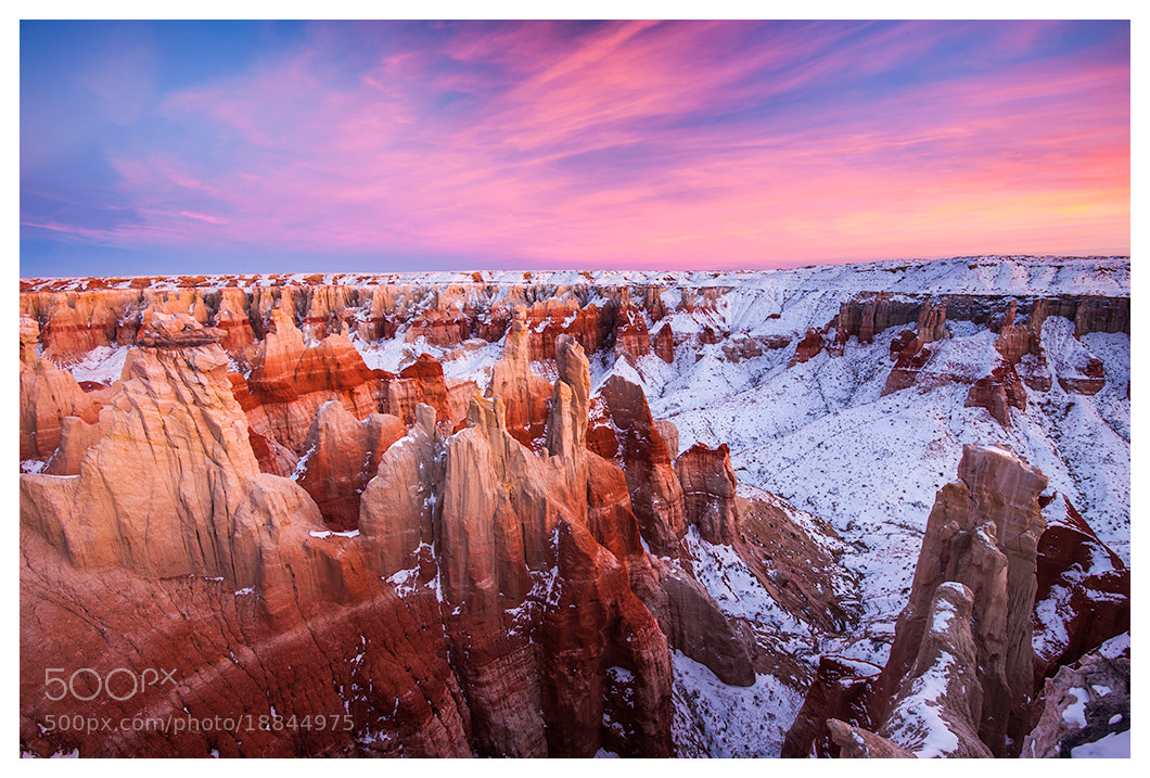 Photograph Coalmine Canyon by Joseph Rossbach on 500px
