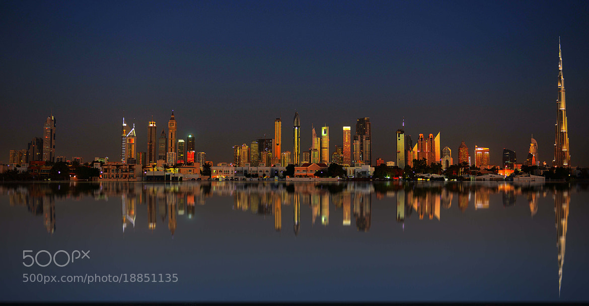 Photograph Skyline  by Prince Anis  on 500px