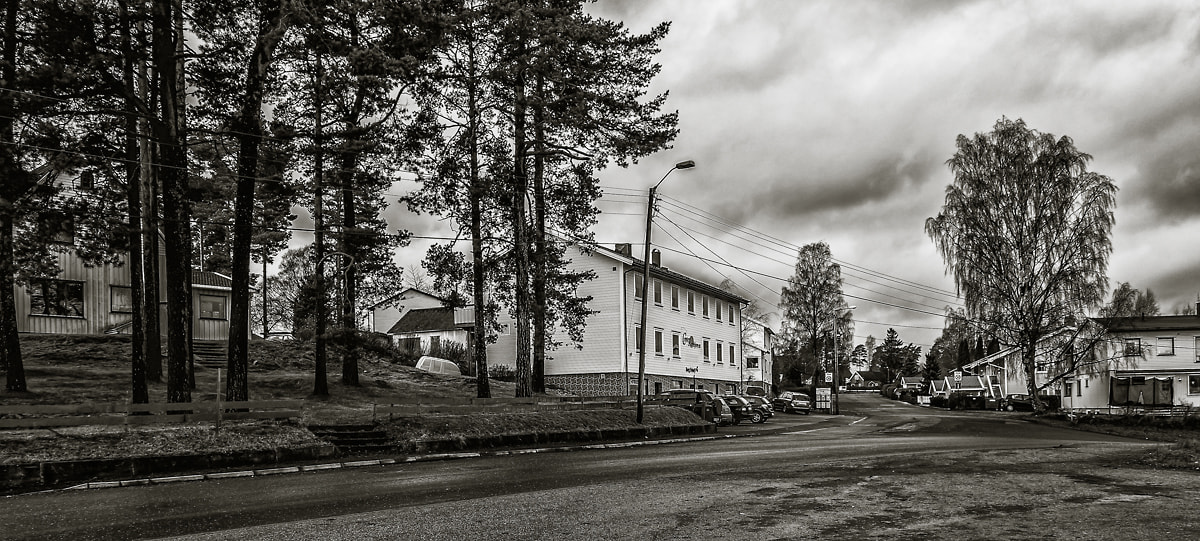 Photograph Empty Street by Ove Bjerknes on 500px