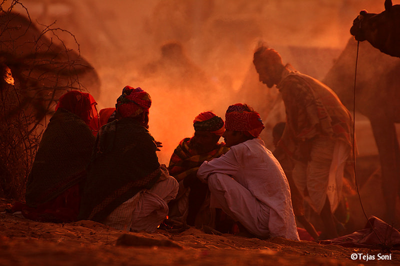 Photograph Morning at pushkar fair by Tejas Soni on 500px