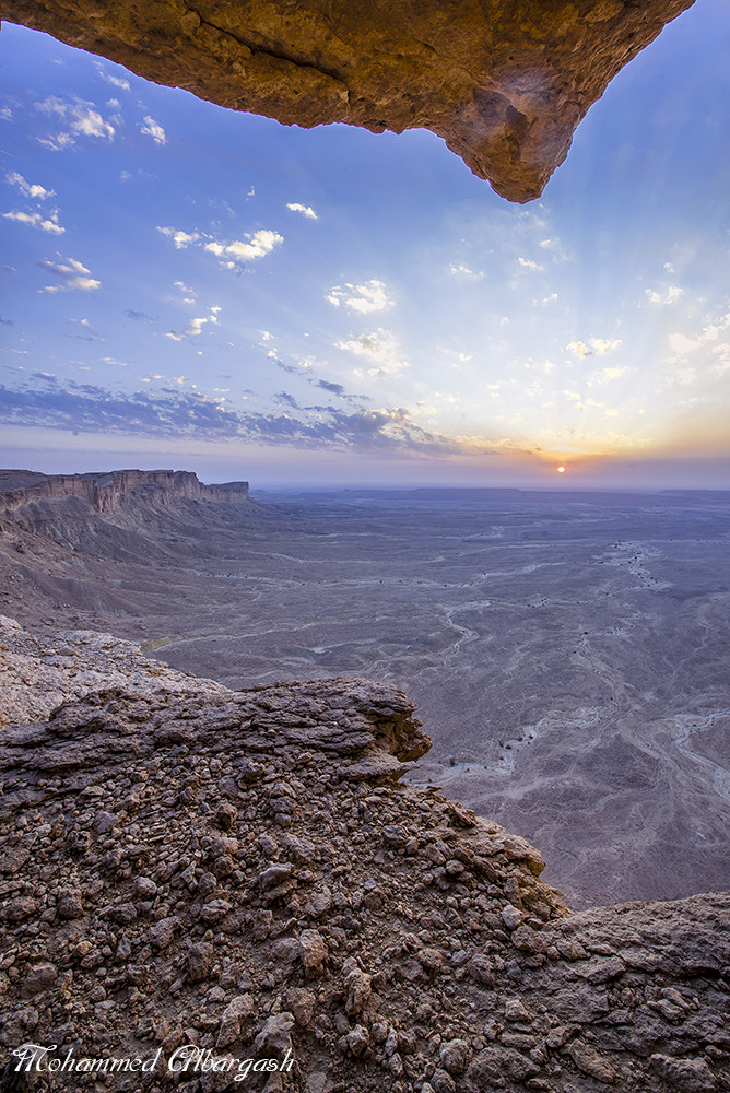 Photograph the edge of the world riyadh 2 by mohammed albargash on 500px