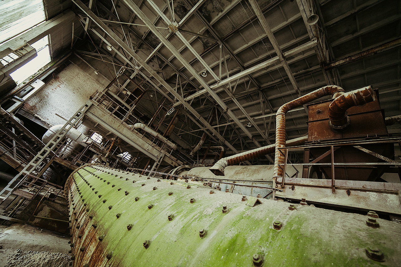 Photograph Abandoned factory by Georgy Tolstoy on 500px