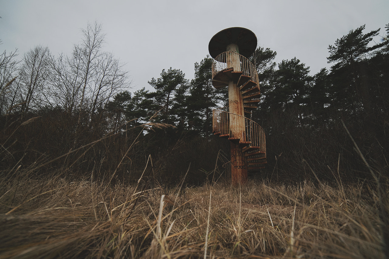 Photograph abandoned children's camp by Georgy Tolstoy on 500px
