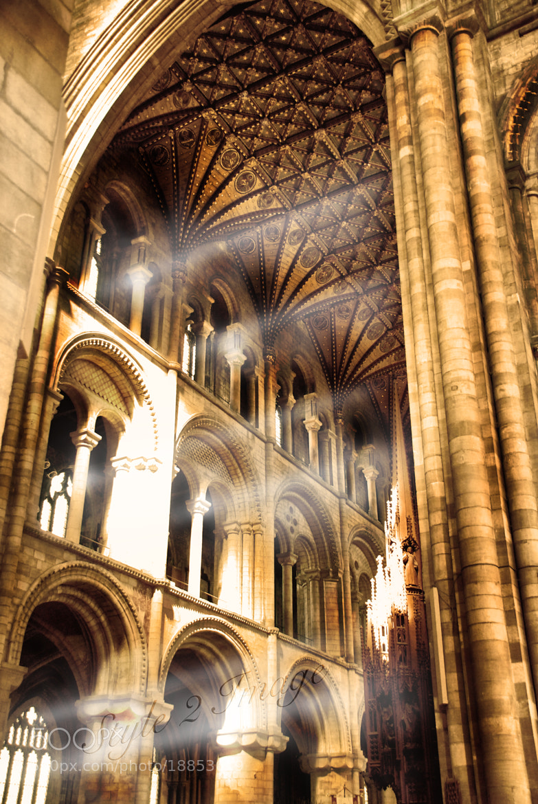 Photograph Cathedral by Gavin Carter on 500px