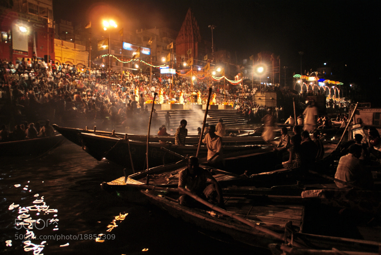 Photograph Varanasi by Paolo Zanotti on 500px