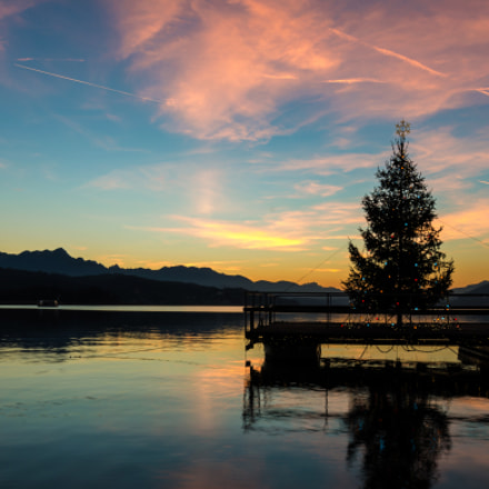 the lakeside christmastree