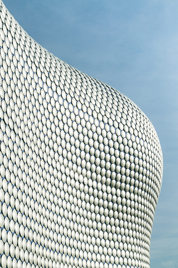 The Selfridges building by Carol Henson on 500px.com