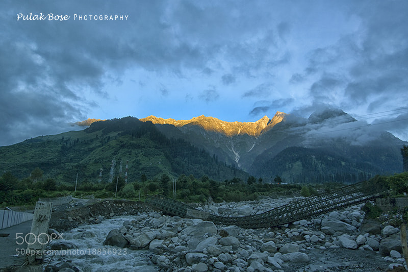 Photograph A whole new day by Pulak Bose on 500px