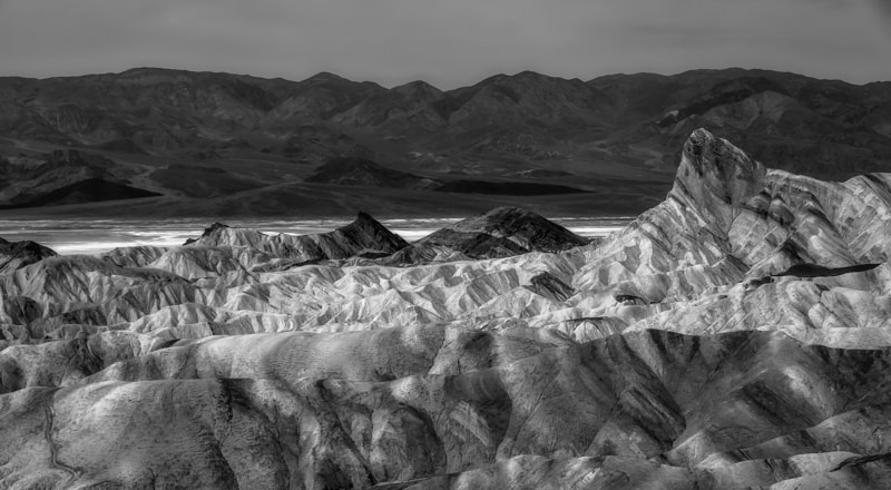 Photograph Zabriskie Point by Ken Ford on 500px