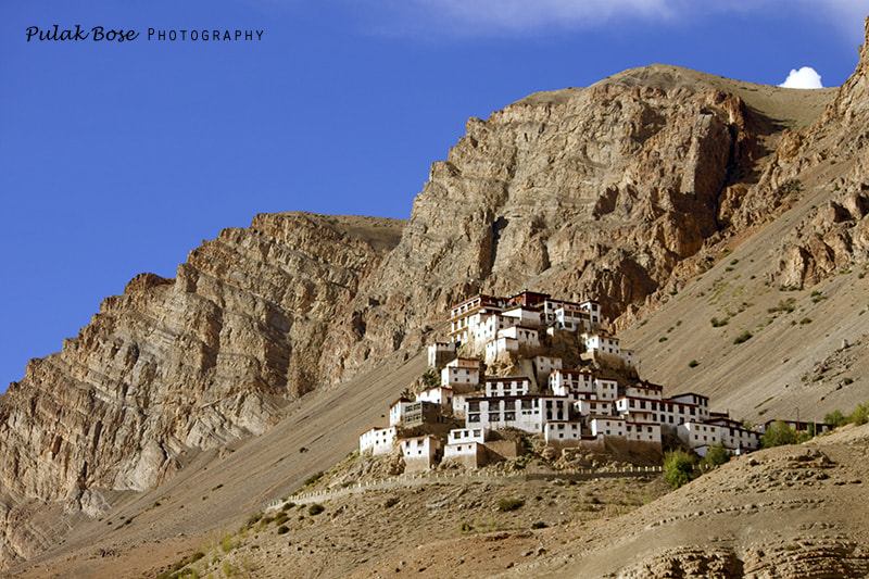 Photograph Kye Monastery by Pulak Bose on 500px