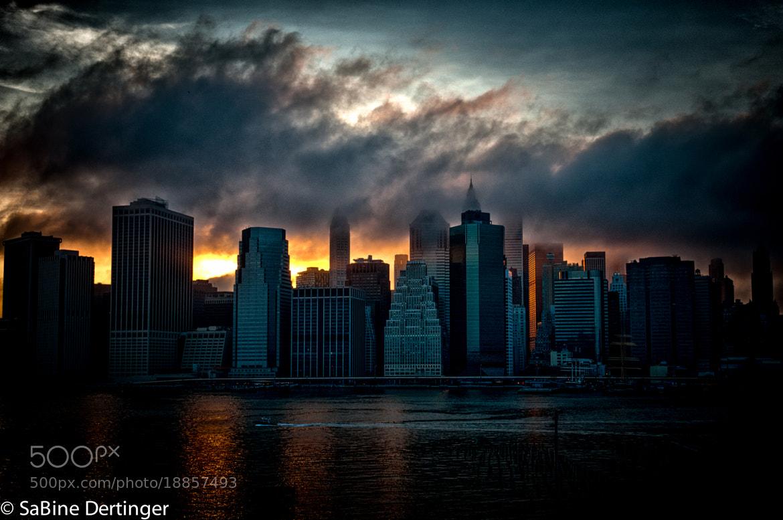 Photograph Manhattan by Sabine Dertinger on 500px