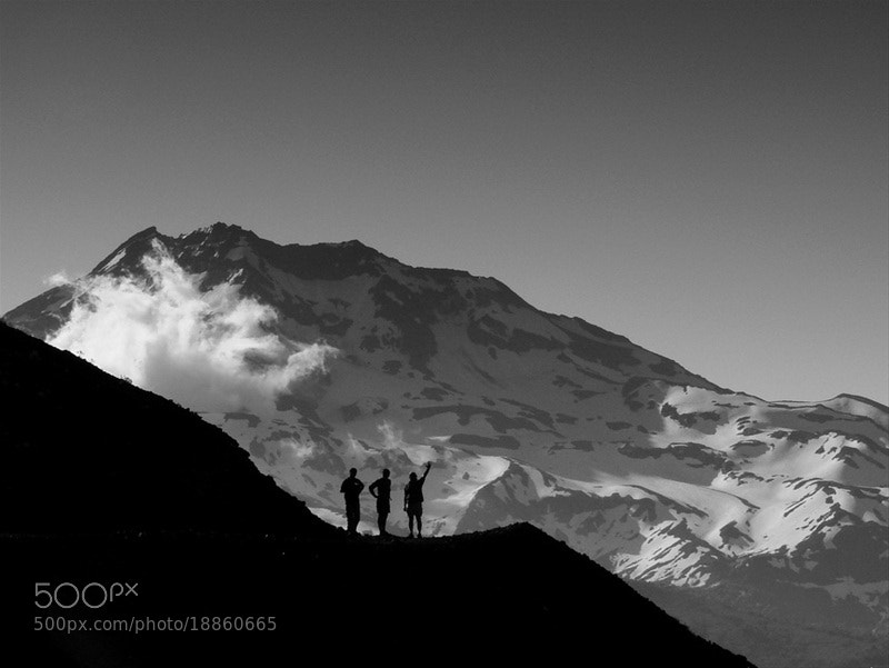 Photograph With friends in the Andes by Gustavo Armand Ugon on 500px