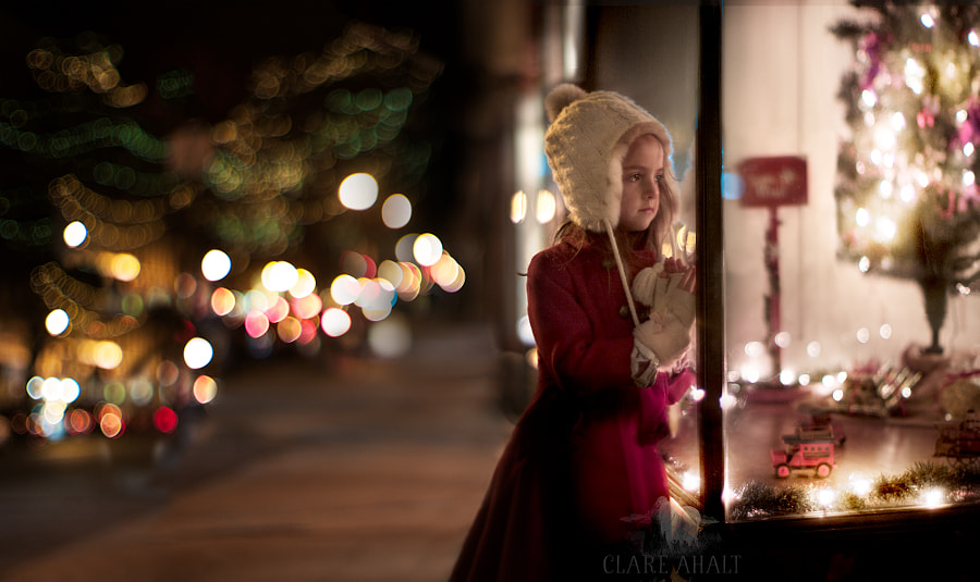 The Christmas Wish by Clare Ahalt on 500px.com