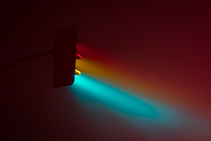 Traffic lights 2.0 by Lucas Zimmermann on 500px.com