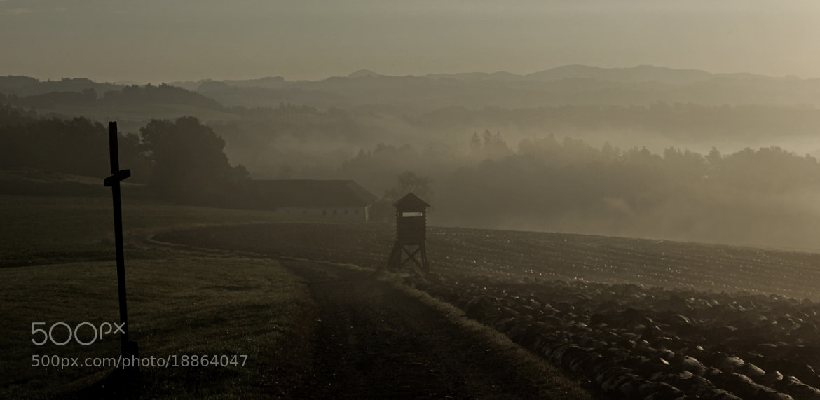 Photograph Morning Fog by Michael Gollmann on 500px