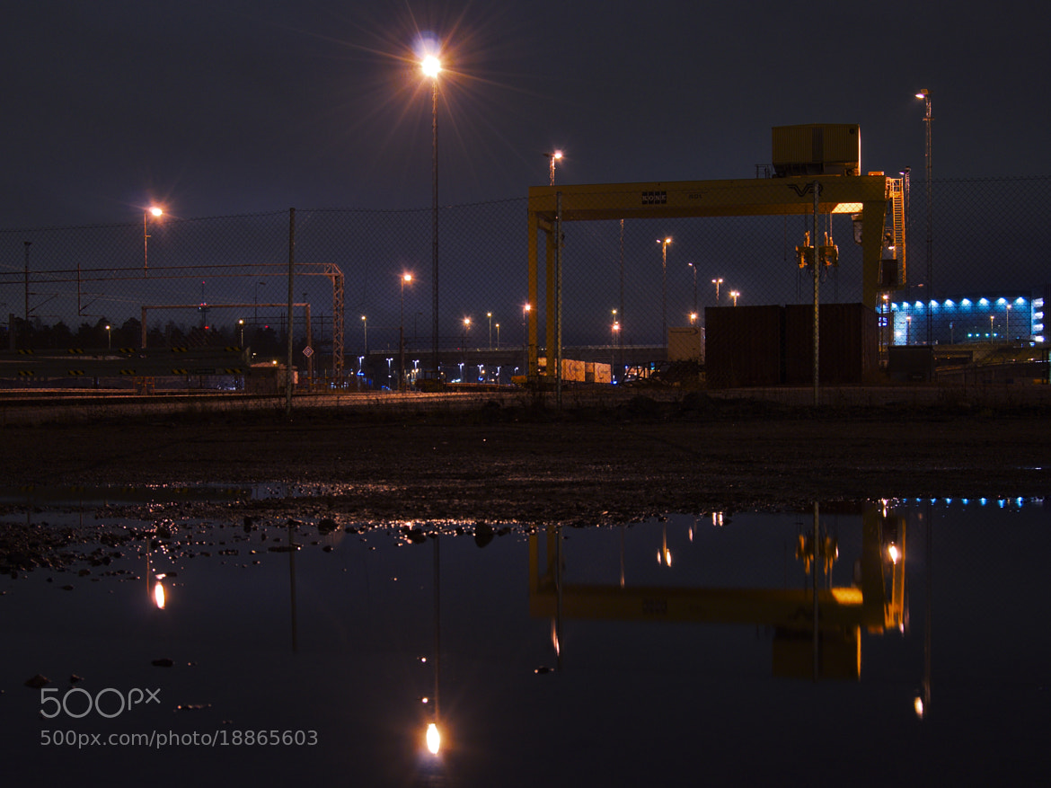 Photograph containerlift by J K on 500px