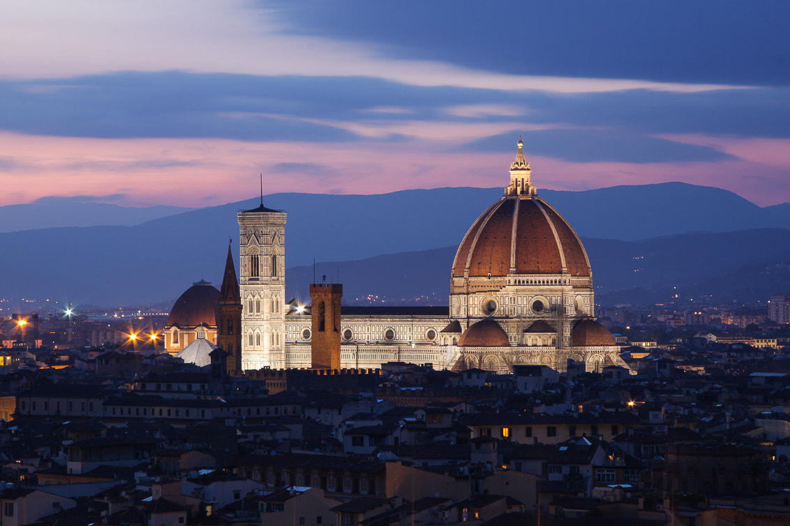 Photograph Duomo Florence by Jeroen van Bakel on 500px