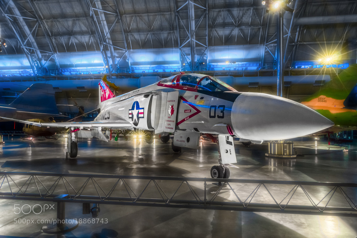 Photograph the F-4S Phantom II by Monico Havier on 500px