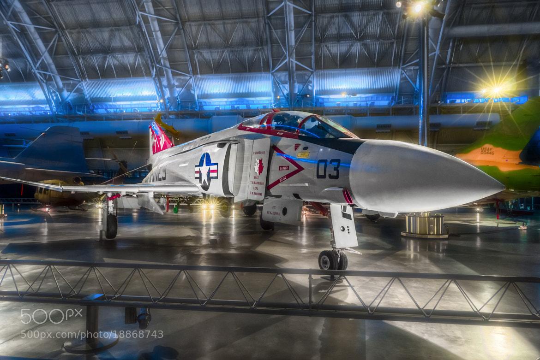 Photograph the F-4S Phantom II by Monico Havier on 500px
