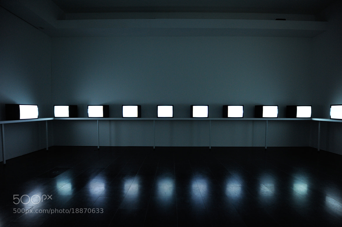 Photograph Empty television by Gleb Gomberg on 500px