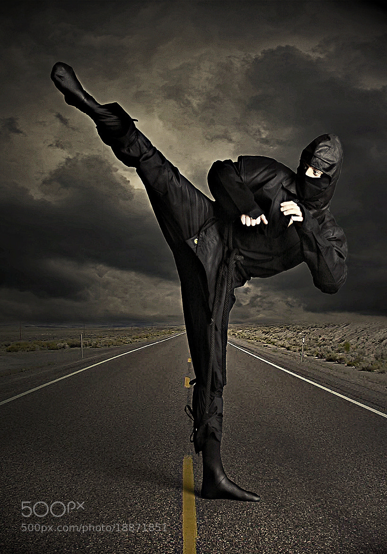 Photograph Ninja by Myint Mo Oo on 500px