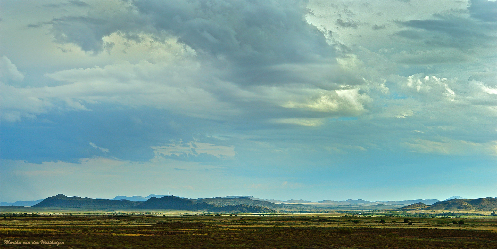 Photograph Free State Flats by Martha van der Westhuizen on 500px