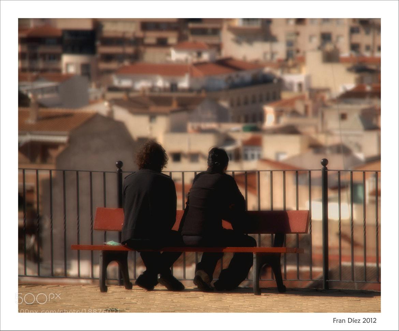 Photograph Contemplando la ciudad by Francisco José  Díez Rico on 500px