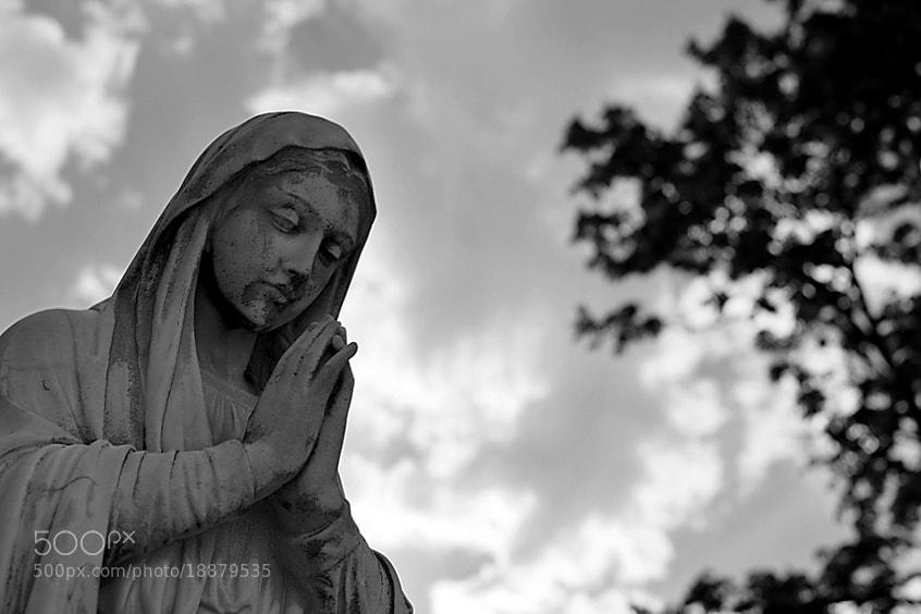 Photograph Miriam mother of Yeshua by Alejandro Ramos Trujillo on 500px