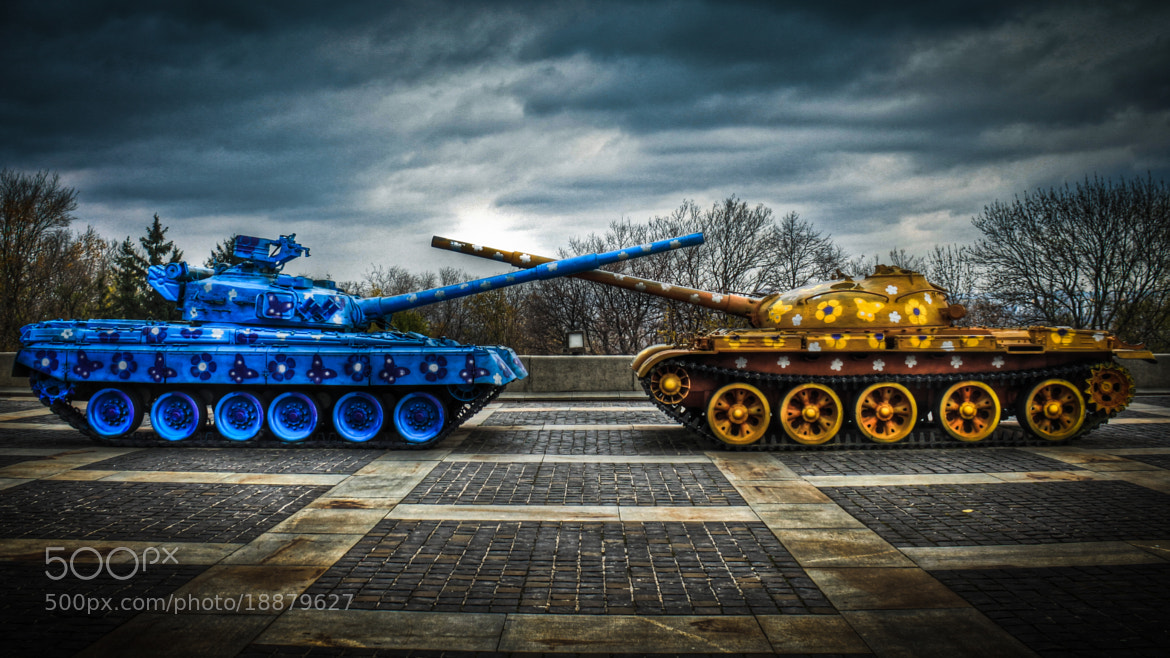 Photograph Museum Of The Great Patriotic War by Barry Mangham on 500px