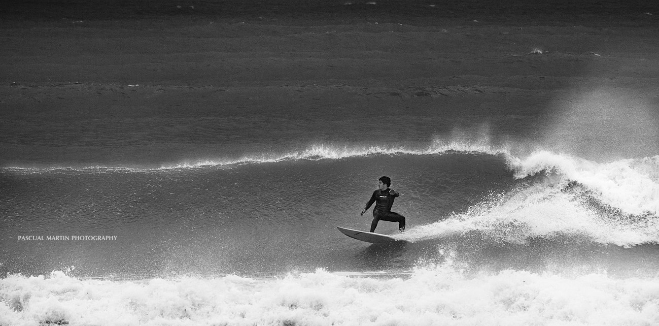 Photograph Surfing in Benicasim (I) by Pascual Martin on 500px