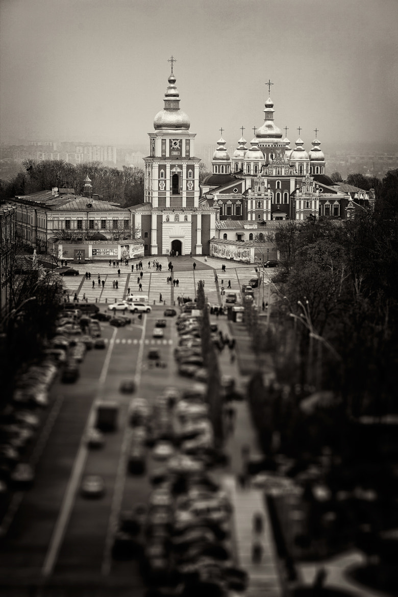 Photograph St. Michael's Monastery by Егор Котов on 500px