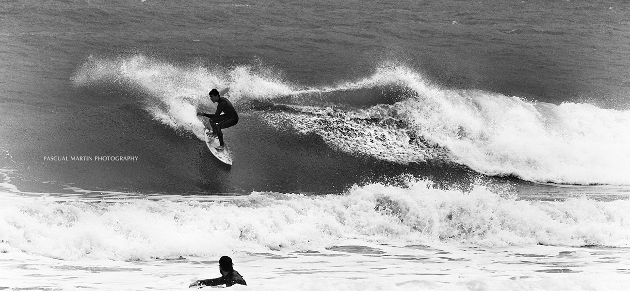 Photograph Surfing in Benicasim (VI) by Pascual Martin on 500px