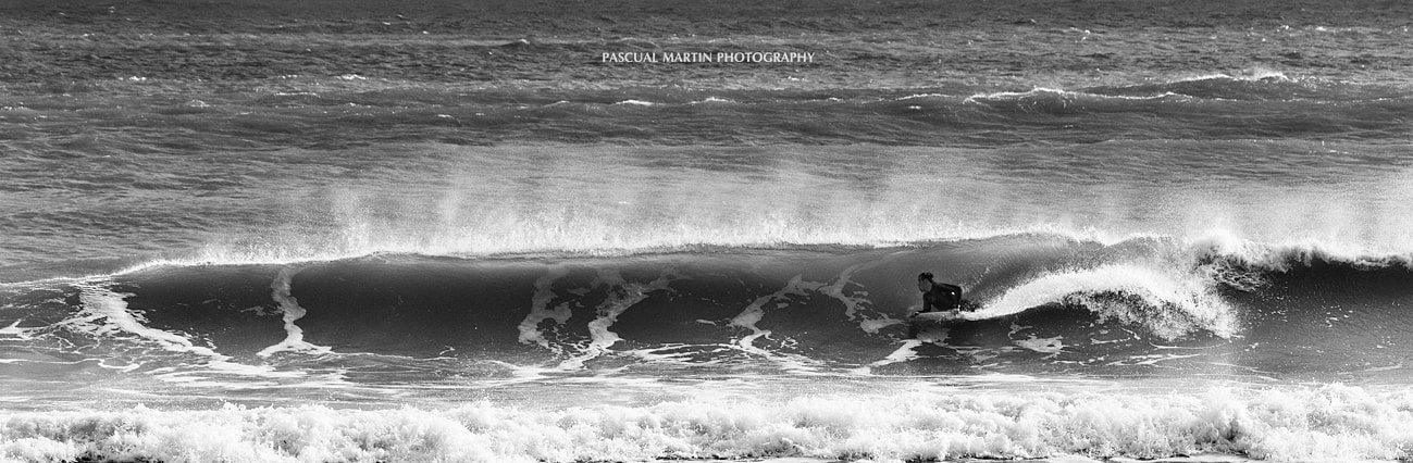 Photograph Surfing in Benicasim (VII) by Pascual Martin on 500px