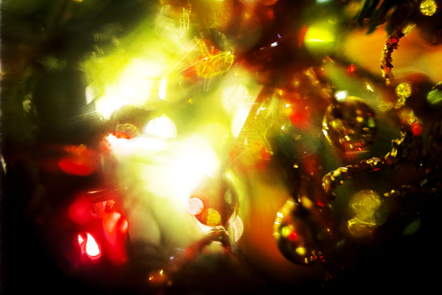 Christmas at the Subatomic Level II by Jeff Carter on 500px.com