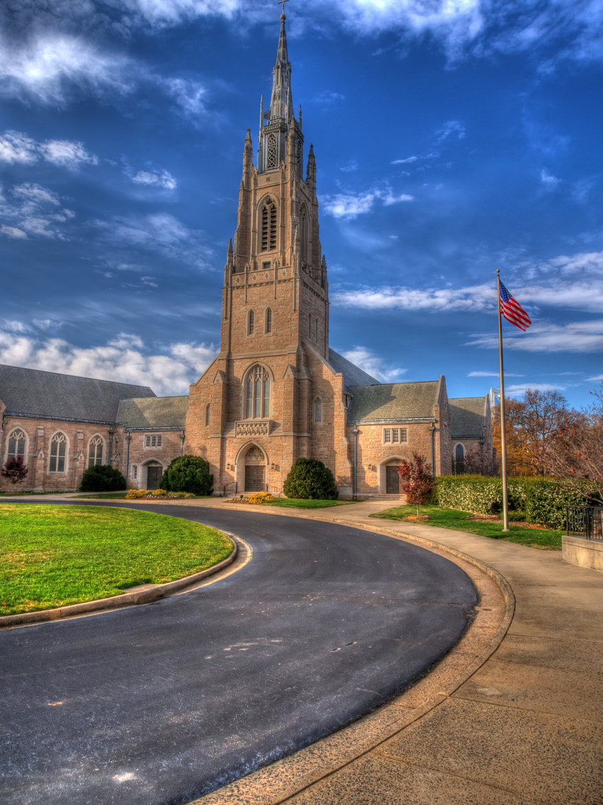 Photograph House of Worship by Ken McCall on 500px