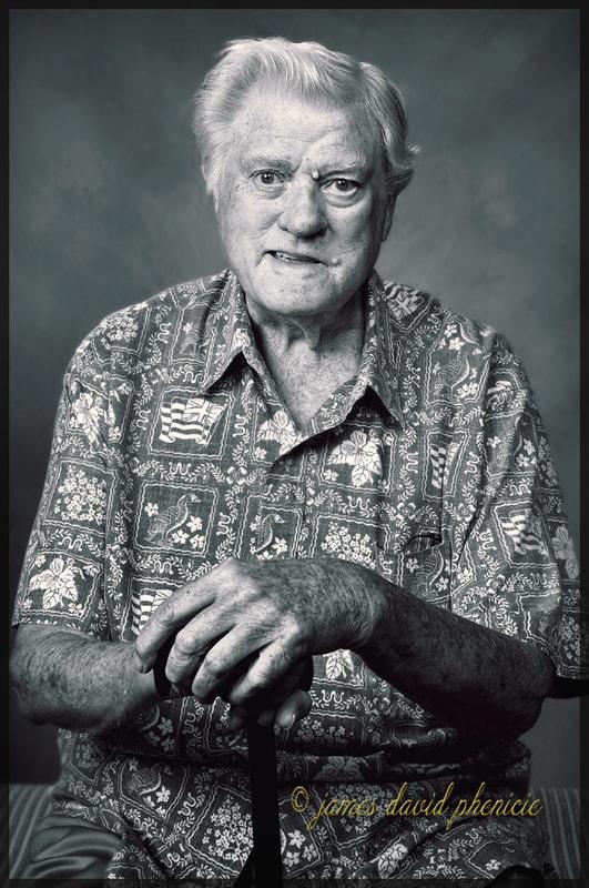 Portrait Series: Gramps