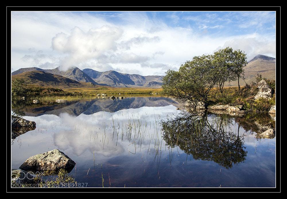Photograph Reflection by Mal Davidson on 500px