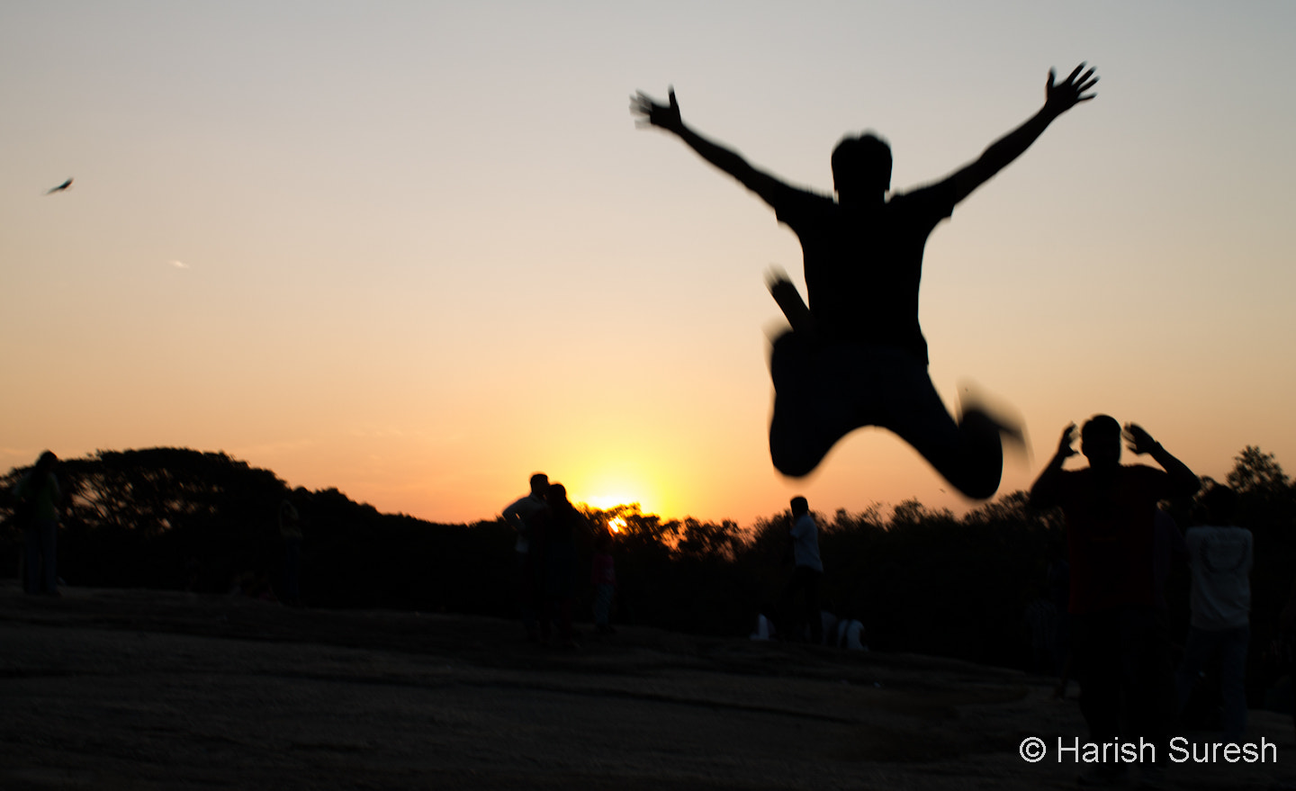 Photograph Jumping for Joy by Harish Suresh on 500px