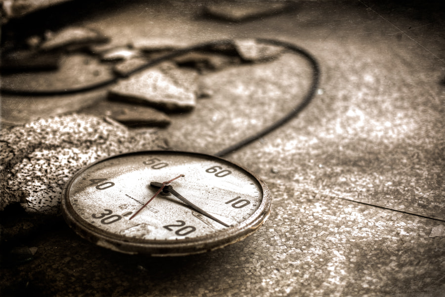 Photograph The Weight of Time by Michael Lanzetta on 500px