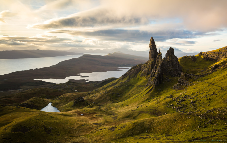 Old Man Of Storr by Marco Grassi on 500px.com