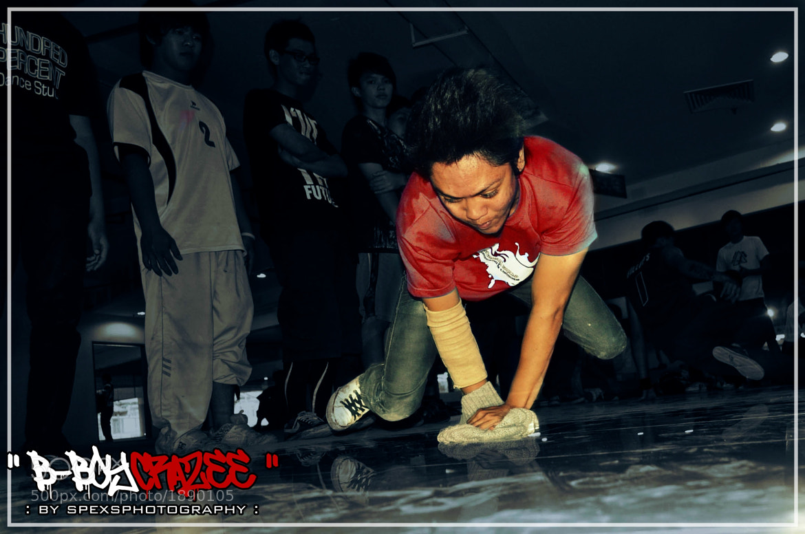 Photograph Bboy Crazee in the house by Nadzli Azlan on 500px