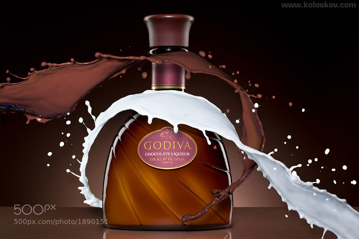 Photograph Chocolate Liqueur by Alex Koloskov on 500px