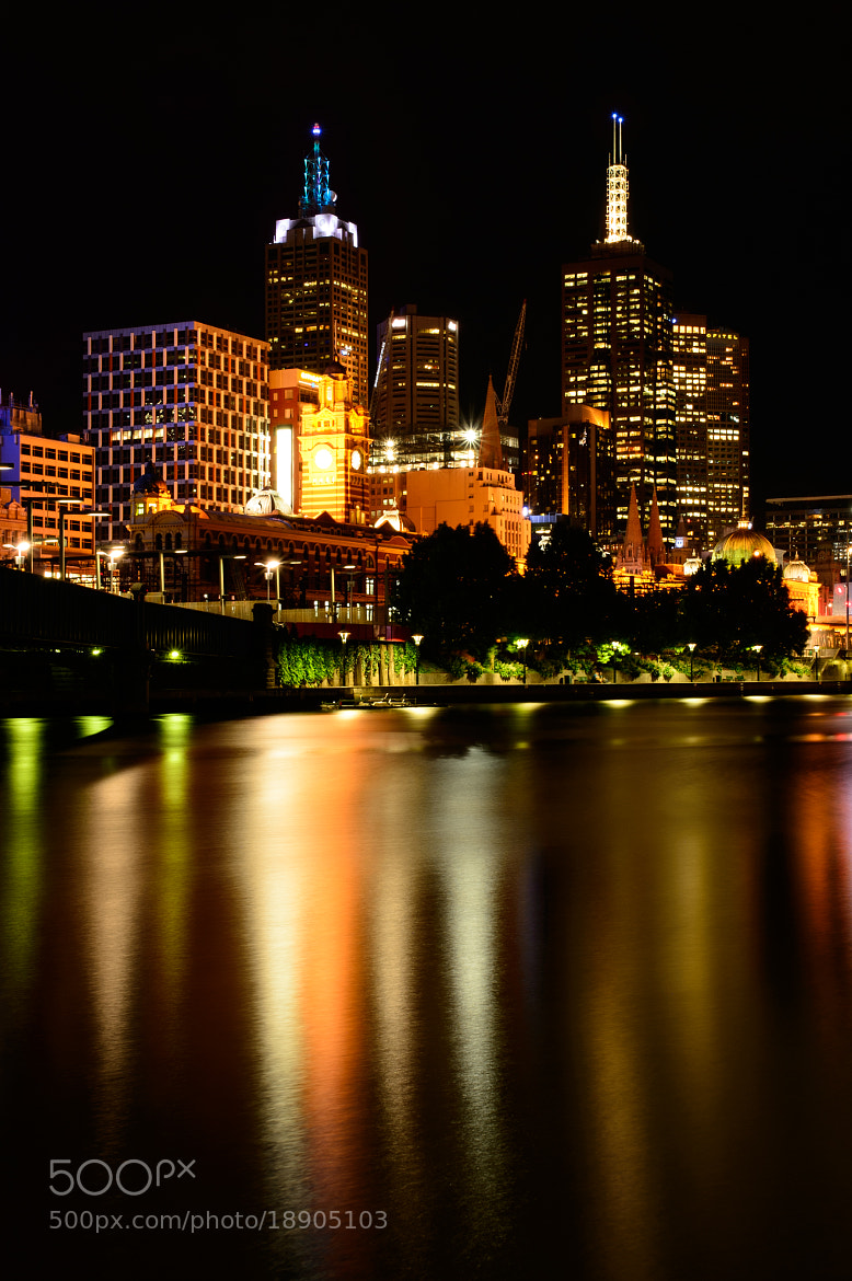 Photograph Night lights by Pat Charles on 500px