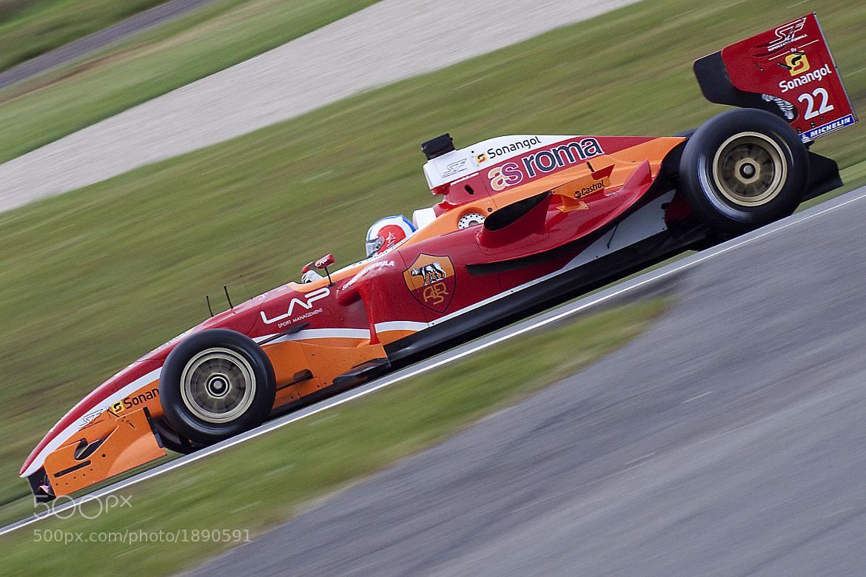 Photograph Super League Formula Assen by  Marco Loman on 500px