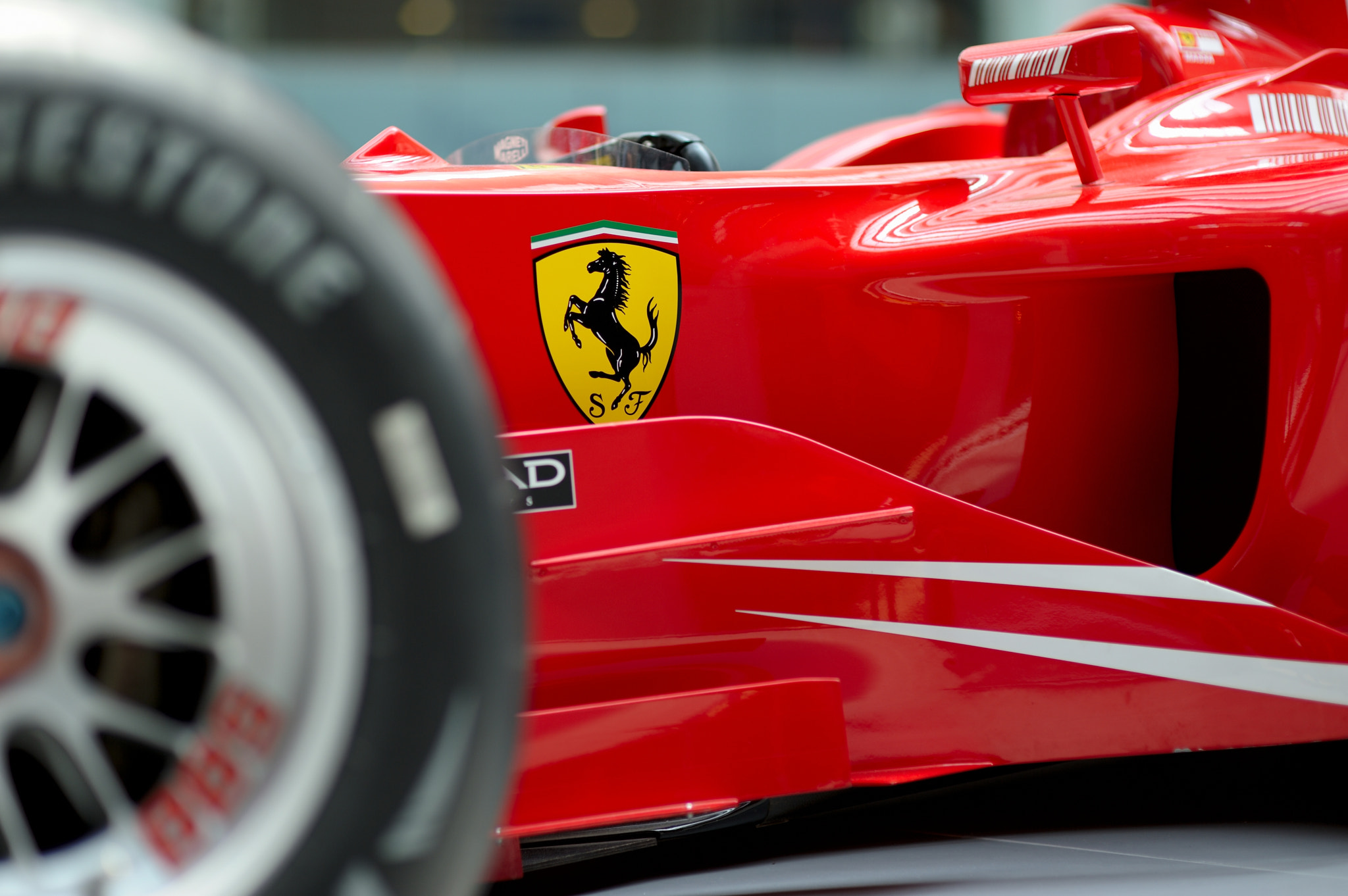 Photograph Ferrari F2008 (Scuderia Ferrari) by Eddie Cheng on 500px