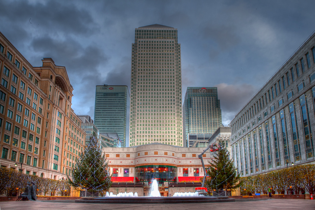 Photograph Canada Square by Obi Nwokedi on 500px