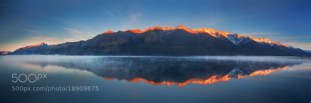 Photograph Wakatipu Dreams by Dylan Toh  & Marianne Lim on 500px