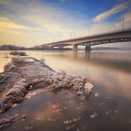 Sunrise on the Vistula