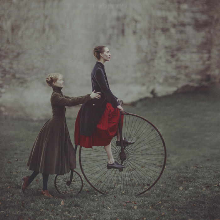 i will ride my bicycle 2 by Anka Zhuravleva on 500px.com